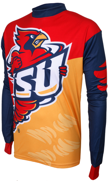 Iowa State University Cyclones Mountain Bike Cycling Jersey