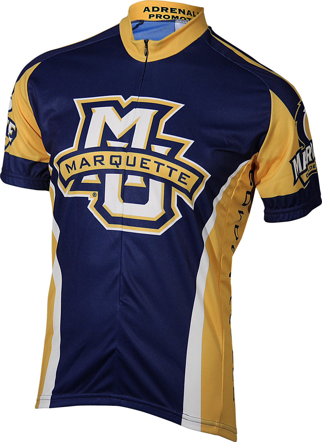 Marquette University Golden Eagles Cycling Jersey