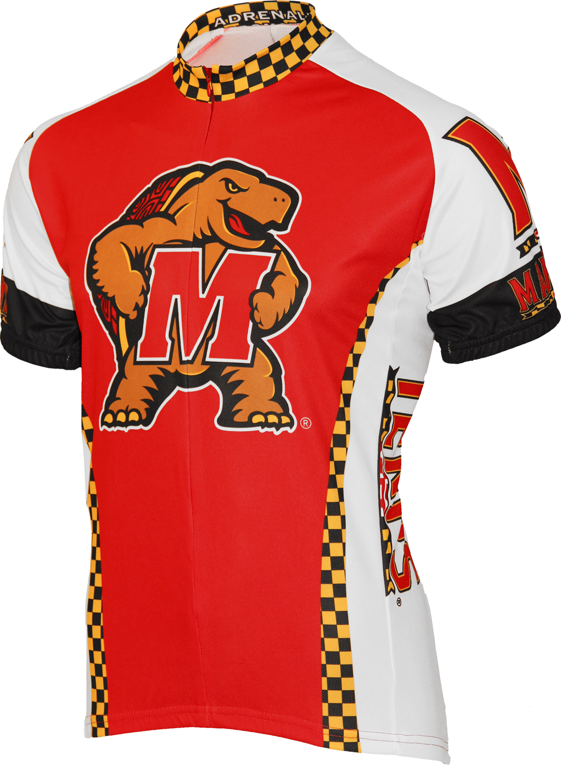 University of Maryland Terrapins Cycling Jersey