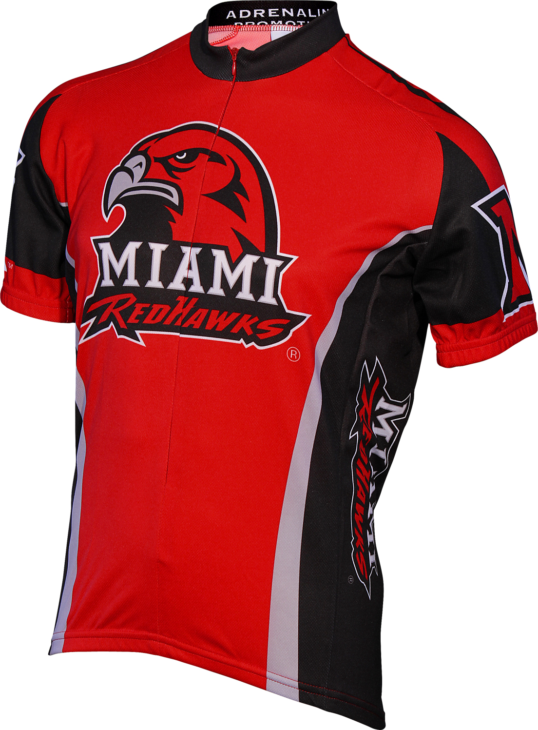 Miami University of Ohio Redhawks Cycling Jersey