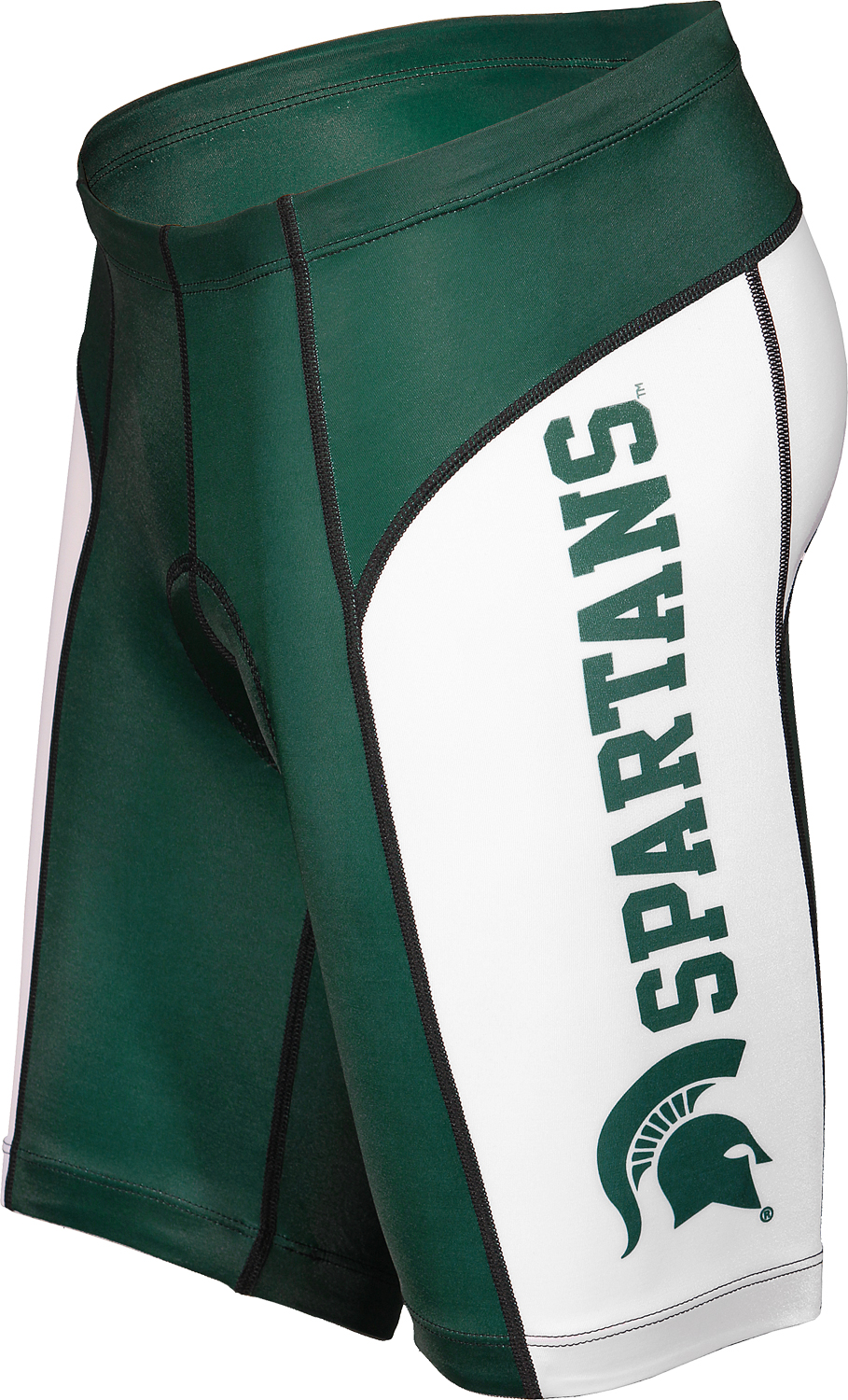 Michigan State University Cycling Shorts