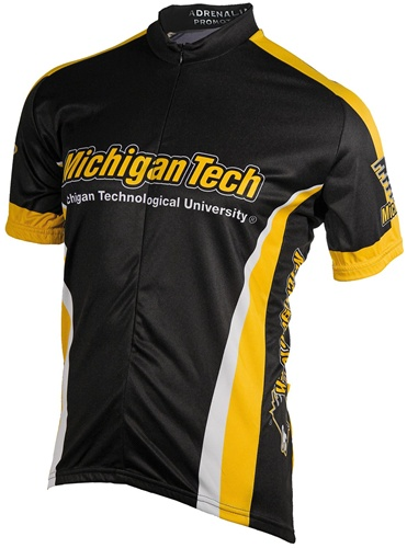 Michigan Technological University Cycling Jersey