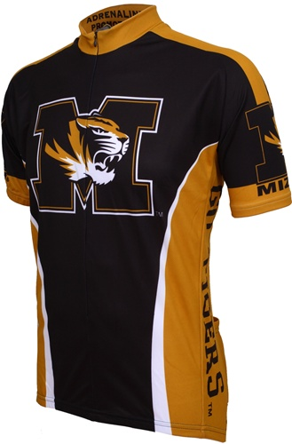 University of Missouri Tigers Cycling Jersey