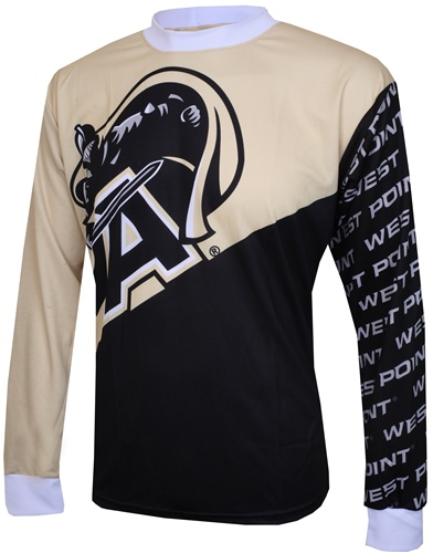 West Point Military Academy ARMY Mountain Bike Cycling Jersey
