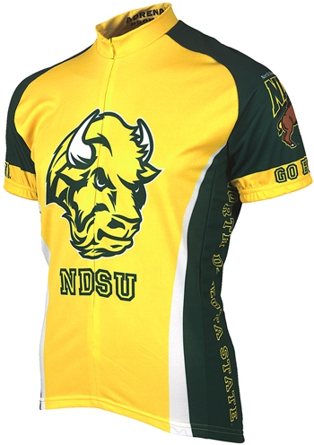 North Dakota State University Cycling Jersey