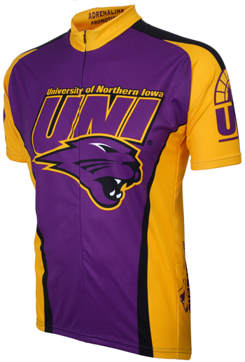 University of Northern Iowa Panthers Cycling Jersey (UNI)