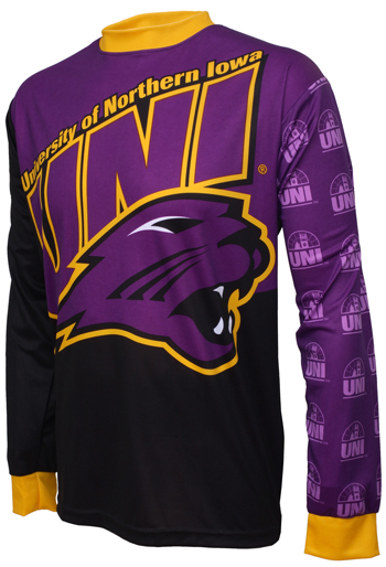 University of Northern Iowa Mountain Bike Cycling Jersey