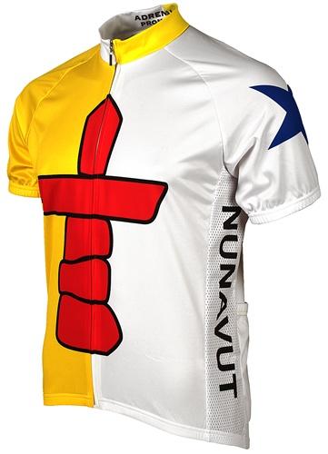 Nunavut Cycling Jersey