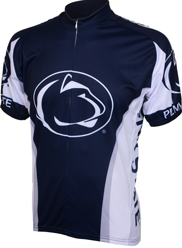 Penn State University Lions Cycling Jersey