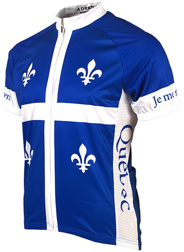 Quebec Cycling Jersey
