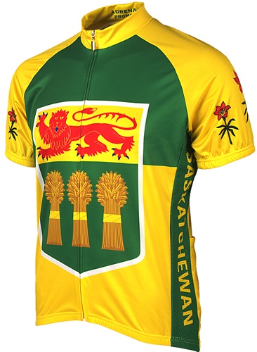 Saskatchewan Cycling Jersey