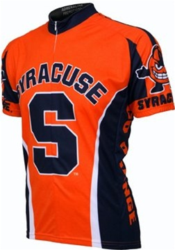 Syracuse University Orangemen Cycling Jersey