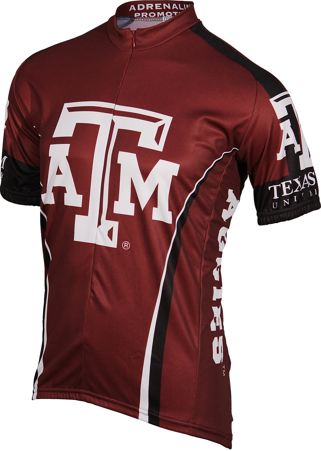 Texas A&M Aggies Cycling Jersey