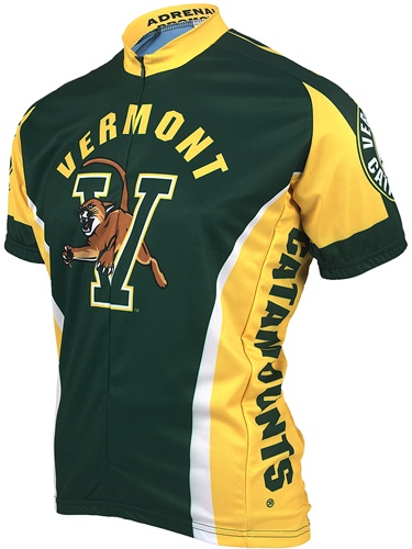 University of Vermont Gatamounts Cycling Jersey