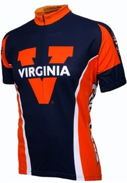 University of Virginia Cavaliers Cycling Jersey