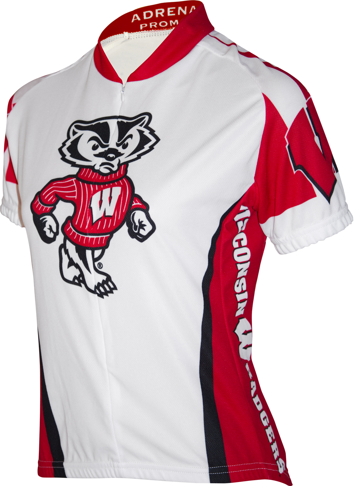 University of Wisconsin Badgers Womens Cycling Jersey