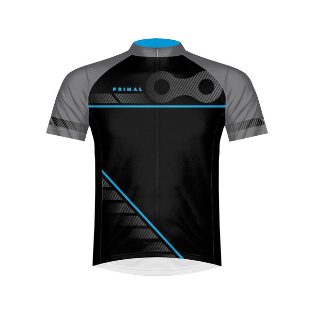 Primal Wear Aidan Blue Cycling Jersey Primal Wear Small
