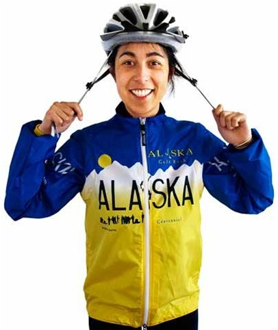 Alaska Gold Rush Cycling Jacket