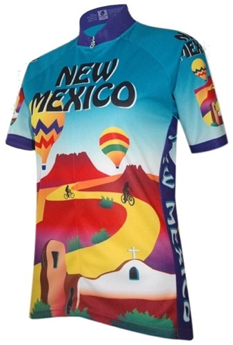 New Mexico Women's Cycling Jersey