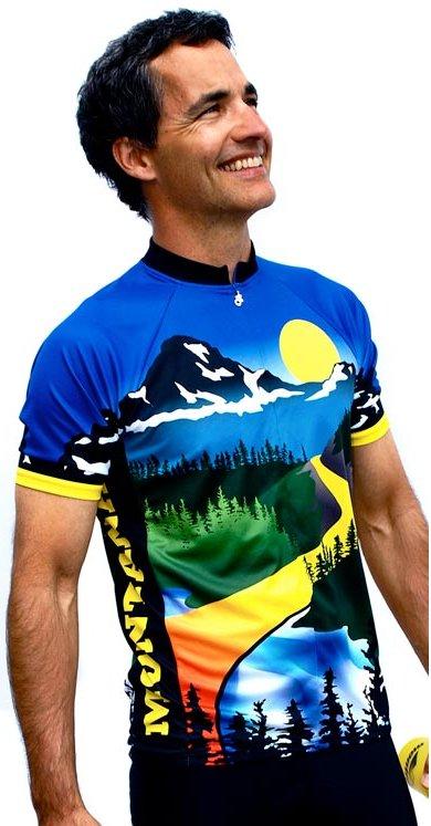 Montana Cycling Jersey