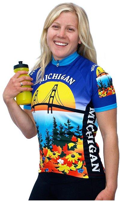 Michigan Womens Cycling Jersey