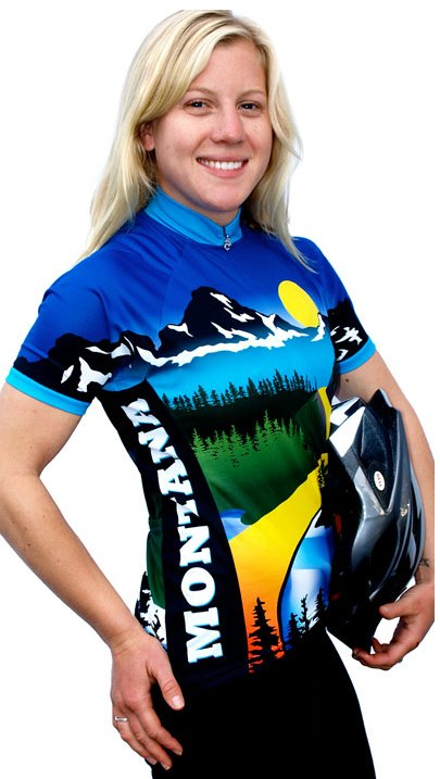 Montana Women's Cycling Jersey