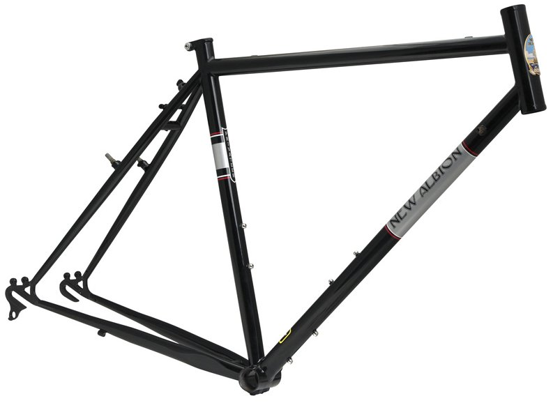 New Albion Privateer Road Frame