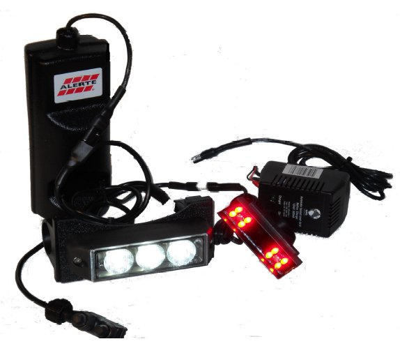 Alerte Trail Luminator Mountain Bike Lighting System