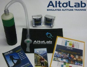 AltoLab TEAM STARTER Altitude Training Kit