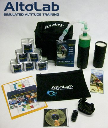 AltoLab Performance Altitude Training Kit
