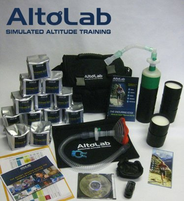AltoLab Elite Altitude Training Kit