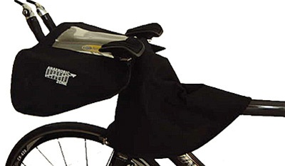 Anaerobic Zone Bicycle Protection System Cockpit Cover