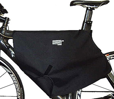 Anaerobic Zone Bicycle Protection System Rear Cover