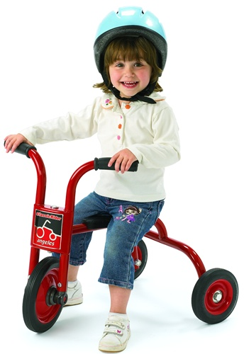 "Angeles ClassicRider 8"" Pusher Trike"