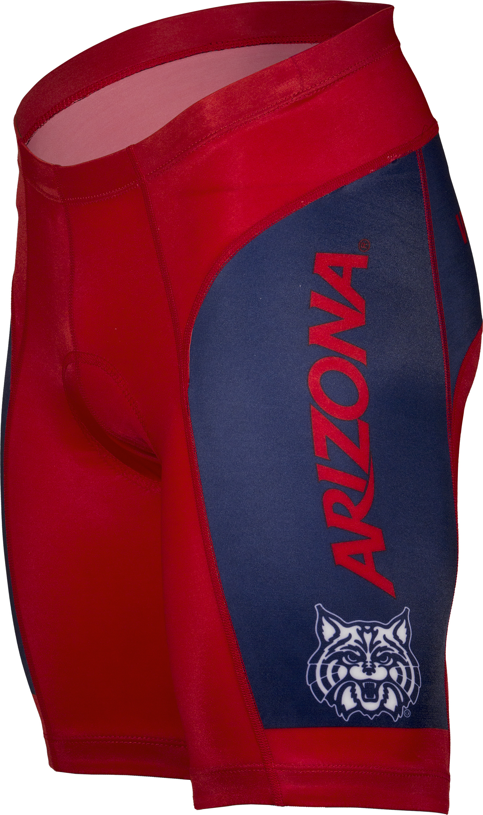 University of Arizona Wildcats Cycling Shorts