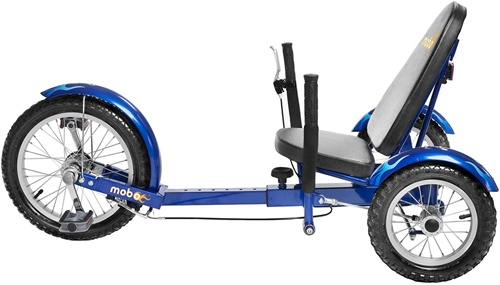 mobo Triton The Ultimate Three Wheeled Cruiser Tricycle