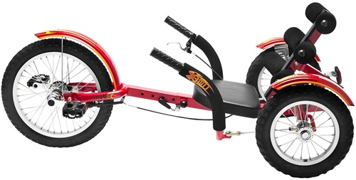 mobo Mobito The Ultimate Three Wheeled Kids Cruiser