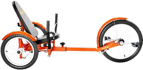 mobo TriTon Pro The Ultimate Three Wheeled Cruiser Tricycle