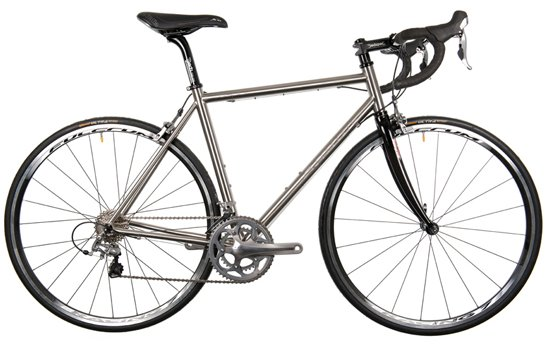 Sabbath Aspire Titanium Road Bike