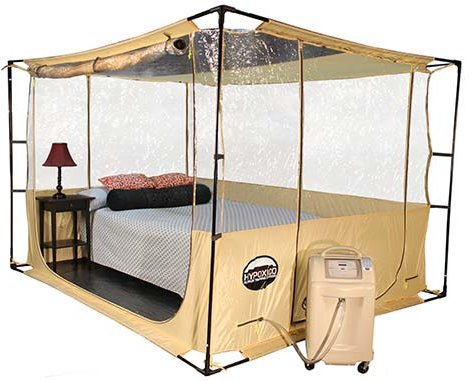 Hypoxico At Home Altitude Training Cubicle Tent