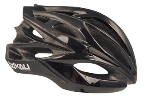 Kali Protectives Loka Sold Black Road Helmet