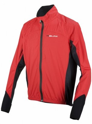 Nalini Red Label EVO Rain Jacket Red Medium
