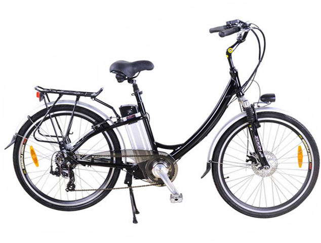 E RIDER Electric Bicycle 7 Speeds