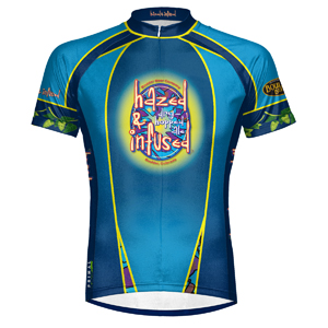 Primal Wear Boulder Beer Hazed & Infused Men's Cycling Jersey Small