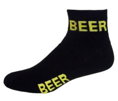 NLZ Beer Cycling Socks