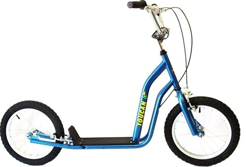 "Toucan 16"" Kick Bike Scooter"