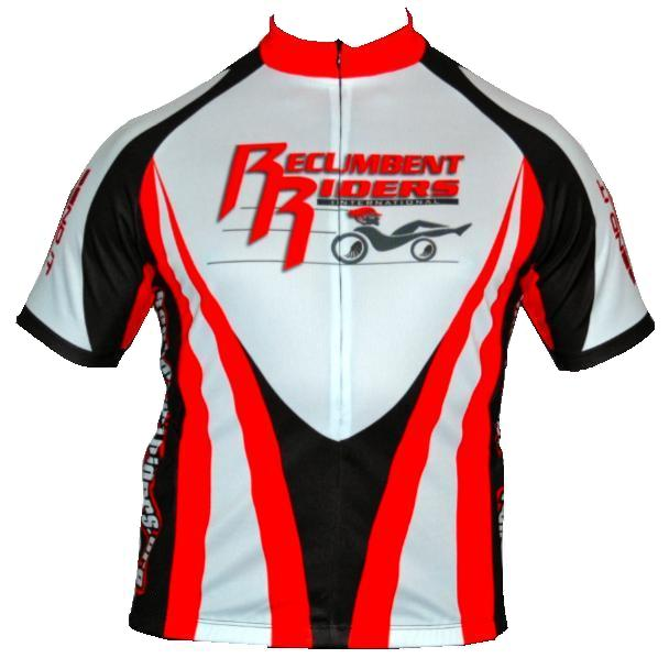 Bend It Recumbent Bike Riders International Jersey