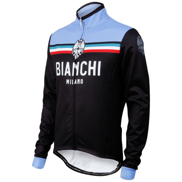Bianchi Milano Modica Winter Cycling Jacket