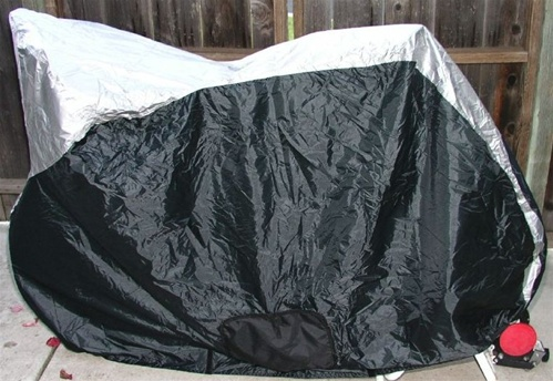 Bicycle Garage Rain and Storage Cover