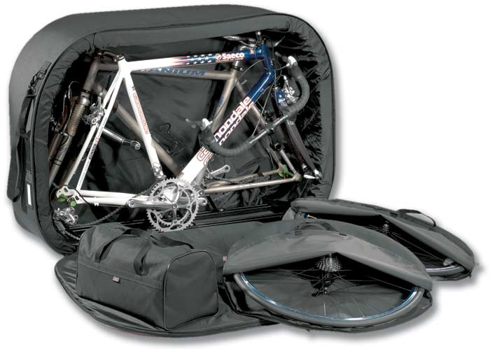 Bike Pro USA Double Bicycle Race Case